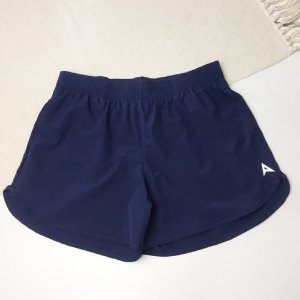 Short Feminino Tactel Azul Marinho 5071