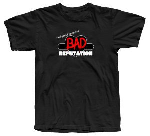Camiseta ZP Bad Reputation