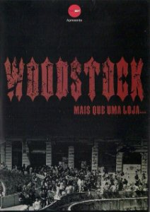 DVD Woodstock - Mais Que Uma Loja...