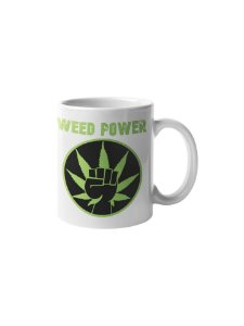 Caneca Weed Power