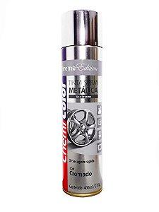 Chemicolor Tinta Spray Metálica Cromado 400mL