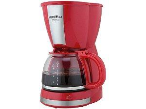 Britânia Cafeteira Elétrica CP30 Vermelha (30 Xícaras)
