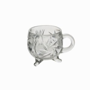 Lyor Xícara C/ Pé Cristal Prima 135ml