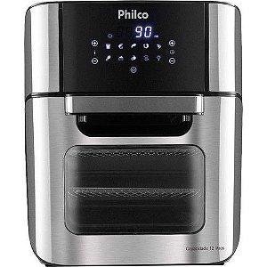 Philco Fritadeira Air Fry Oven 12L Preta