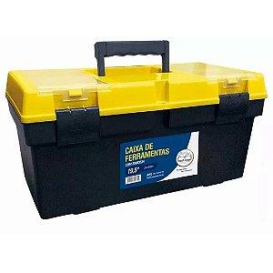 """Metasul caixa ferramentas 19,5"""" amarelo e preto"""
