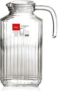 Class jarra de vidro com tampa 1,8L Ref 699