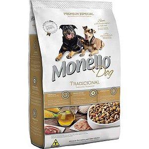 Monello Ração Dog Tradicional 7KG