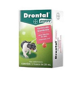 Drontal Puppy Oral 20ml (1ml/KG)