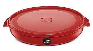 UZ pote multiuso 2,5l vermelho