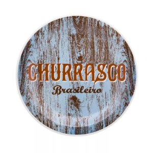 Oxford Prato Raso Churrasco Blue