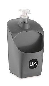 UZ Porta Detergente Cinza