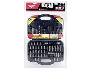 Skil Kit Ferramentas P/ Perfuração 101 Pçs
