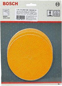 Bosch Kit 6 Lixas Grão 80