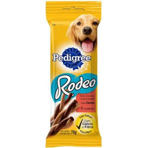 Pedigree Rodeo Carne 4 Sticks 70GR