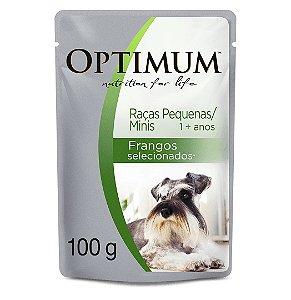 Optimum Dog Sachê Adulto Frango 100GR