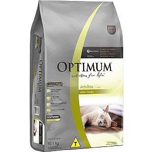 Optimum Dry Cat Adulto 1+ Frango 10,1KG