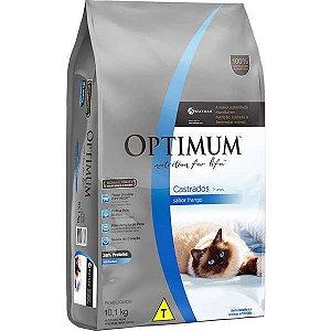 Optimum Dry Cat Castrado Carne 10,1KG