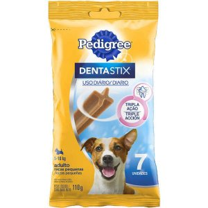 Pedigree Dentastix Adulto Raças Pequenas 7 Sticks 110G