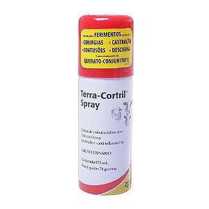 Terra-Cortril® Bovinos e Ovinos Spray 125mL