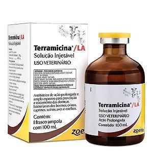 Terramicina®/LA Solucão Injetável 100mL