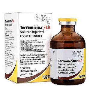 Terramicina®/LA Solucão Injetável 20mL