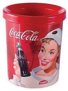 Plasútil Porta Lata Coca-Cola 300mL