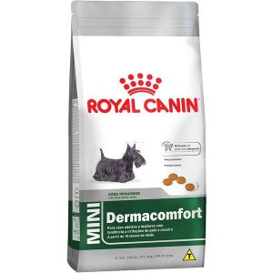 Royak Canin Mini Dermacomfort 2,5KG