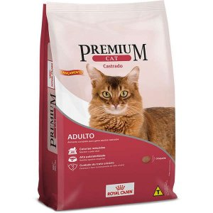 Royal Canin Premium Cat Castrado 1KG