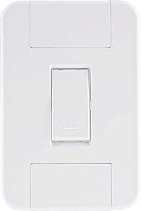 Tramontina Interruptor Simples 4x2 10A
