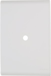 Tramontina Liz Placa C/ 1 Furo 9,5mm Branca