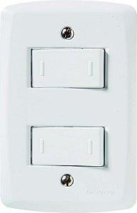 Tramontina Lux 2 Interruptores Paralelos 10 A
