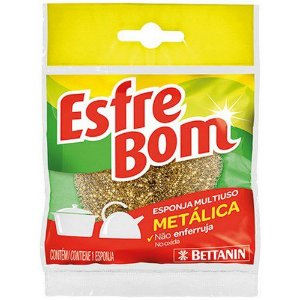 Bettanin Esfrebom Esponja Metálica