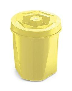 UZ Porta Mantimentos Amarelo Claro 1,1L