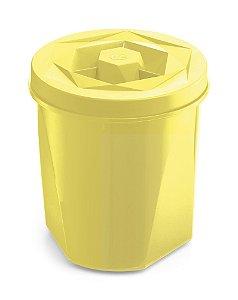 UZ Porta Mantimentos Amarelo Claro 2L