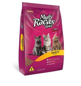 Dalpet Ração Multi Raças Gatos 1KG