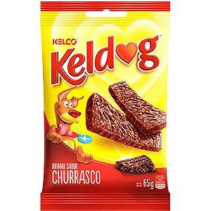 Kelco Keldog Bifinho Churrasco Defumado 65g