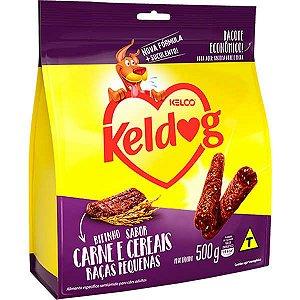 Kelco Keldog Bifinho Criadores Carne e Cereais 500g