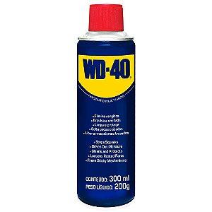 W-40 Spray Lubrificante 300mL