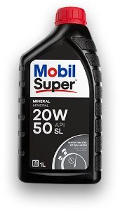 Mobil Super 20W-50 API 1L
