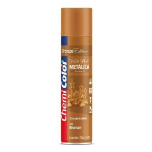 Chemicolor Tinta Spray Metálica Bronze 400mL