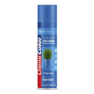 Chemicolor Tinta Spray U.G. Azul Claro 400mL