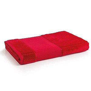 Karsten Toalha de Banho P/ Pintar Stella Vermelha