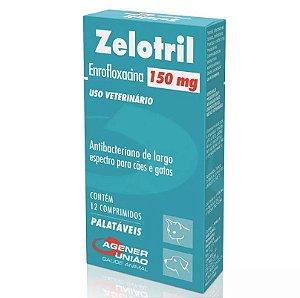 Agener União Zelotril 150mg 12 Comprimidos