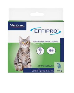 Virbac Effipro Gatos 0,5mL