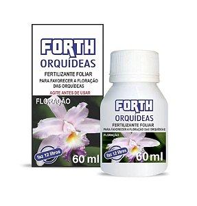 Forth Fertilizante Líquido Concentrado de Orquídeas Floração 60mL