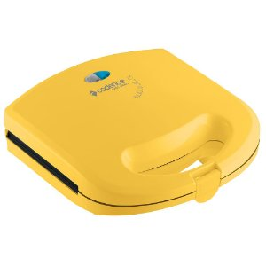 Cadence Sanduicheira Minigrill Colors Amarela