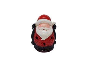 Fartex Lamparina Cerâmica Papail Noel
