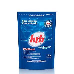 hth Cloro Concentrado Tradicional 1kg