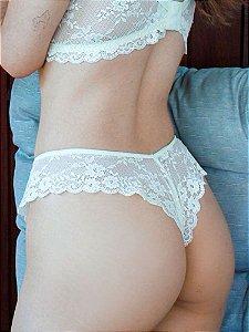Calcinha Bailarina Off White