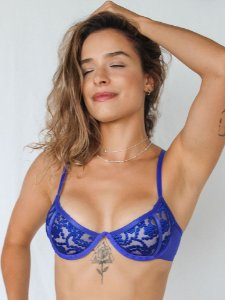 Sutiã Pietra Azul Bic